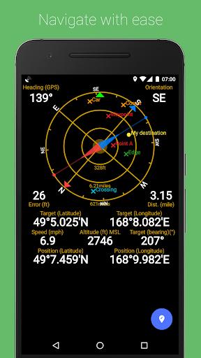 GPS Status & Toolbox скриншот 3