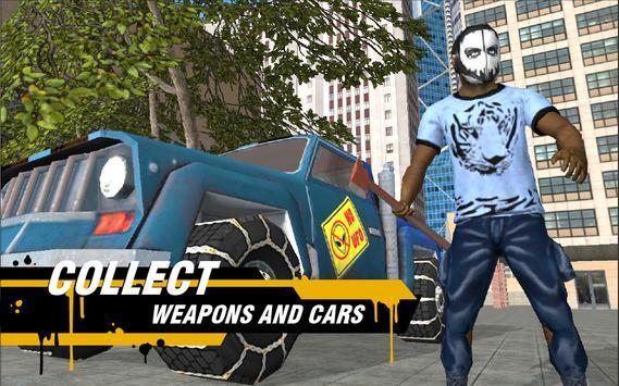 Real Gangster Crime скриншот 1