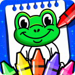 Coloring Games : PreSchool Coloring Book for kids