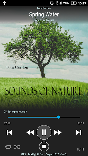 Doninn Audio Editor Free скриншот 5