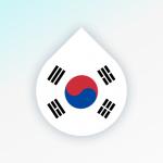 Drops: выучите корейский язык и алфавит хангыль