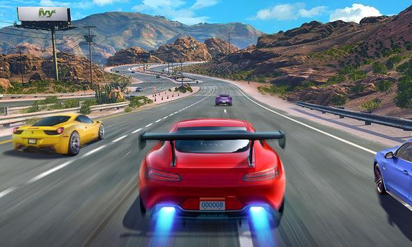 Уличные гонки 3D скриншот 3