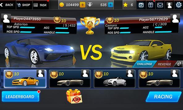 Уличные гонки 3D скриншот 4