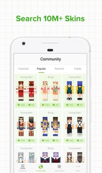 Skinseed for Minecraft скриншот 1