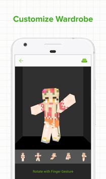 Skinseed for Minecraft скриншот 4