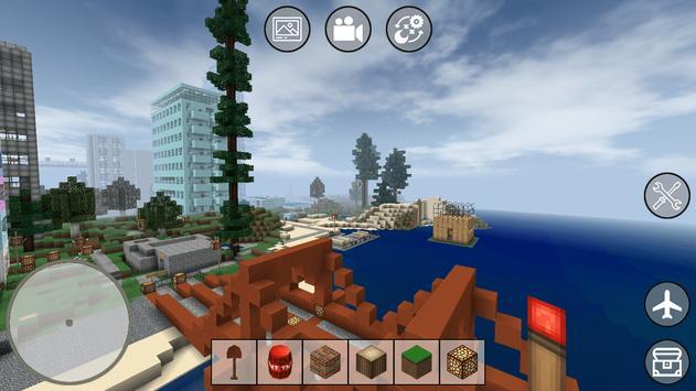 Mini Block Craft скриншот 1