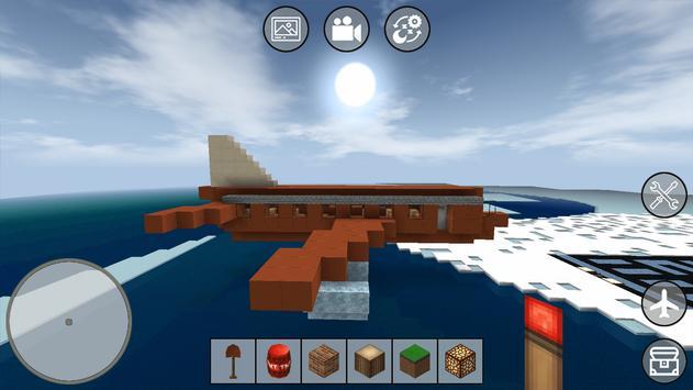 Mini Block Craft скриншот 3