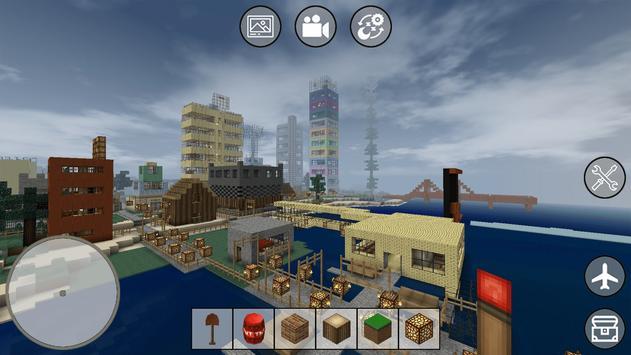 Mini Block Craft скриншот 4