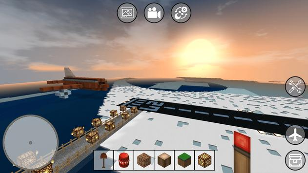 Mini Block Craft скриншот 5