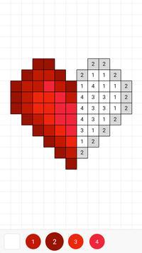 Sandbox Pixel Coloring скриншот 2