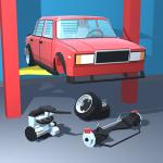 Ретро гараж - Симулятор механика
