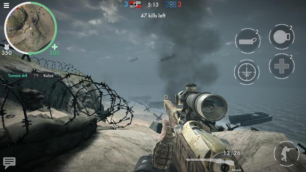 World War Heroes скриншот 1