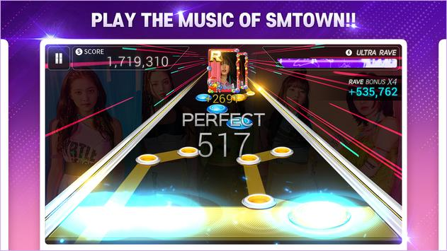 SuperStar SMTOWN скриншот 3