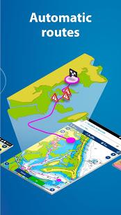 Boating HD Marine & Lakes скриншот 6