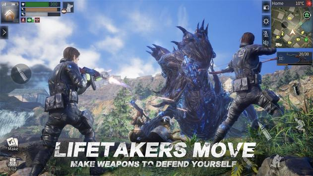 LifeAfter скриншот 3