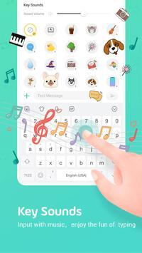Эмодзи Клавиатура Facemoji скриншот 3
