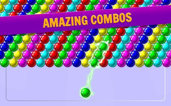 Игра Шарики - Bubble Shooter скриншот 1