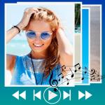 Сделать видео из фото с музыкой