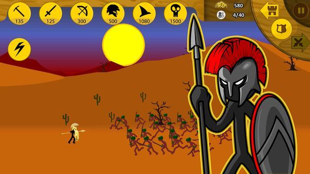 Stick War: Legacy скриншот 1