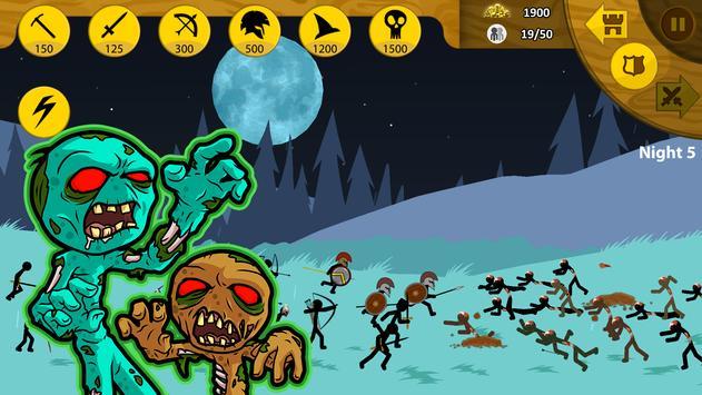 Stick War: Legacy скриншот 2