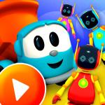 Leo y sus Amigos: dibujos animados y TV para niños