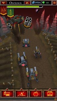 Castle Fusion Idle Clicker скриншот 1