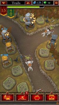 Castle Fusion Idle Clicker скриншот 2