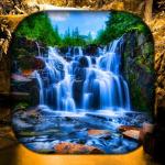 Водопад Анимированные Обои