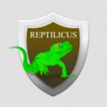 Reptilicus - Защита семьи