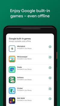 Google Play Игры скриншот 2