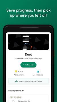 Google Play Игры скриншот 3