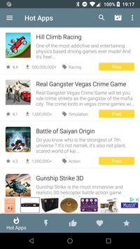 Hot Apps скриншот 1