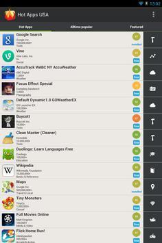 Hot Apps скриншот 5