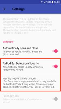 AirBattery скриншот 5