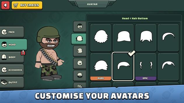 Mini Militia - Doodle Army 2 скриншот 3