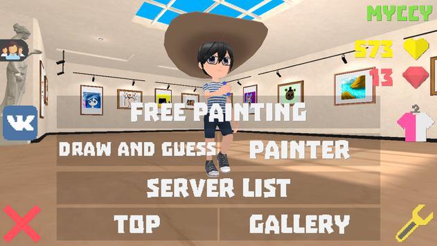 Pixel Painter скриншот 1