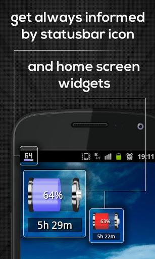 Индикатор Заряда Батареи скриншот 2