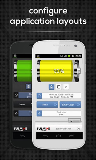 Индикатор Заряда Батареи скриншот 3