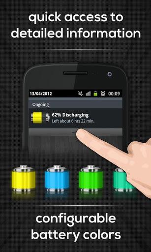 Индикатор Заряда Батареи скриншот 4