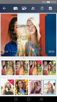 Музыкальное видео - слайд-шоу фотографий скриншот 2