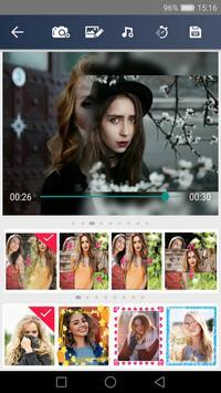 Музыкальное видео - слайд-шоу фотографий скриншот 4