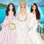 Одевалка Свадьба Модели