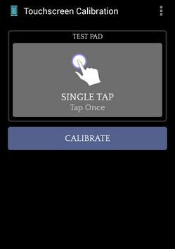 Touchscreen Calibration скриншот 2