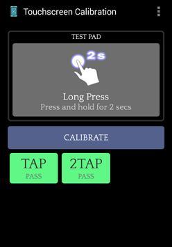 Touchscreen Calibration скриншот 4