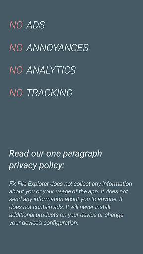 FX File Explorer скриншот 2