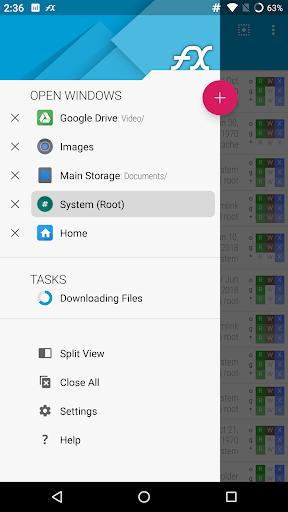 FX File Explorer скриншот 3