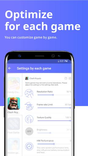 Game Tuner скриншот 2