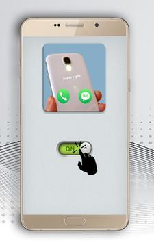 Вспышка на звонок и смс 2020 скриншот 2