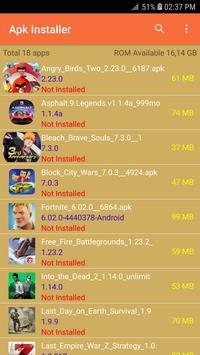 Apk Installer скриншот 1