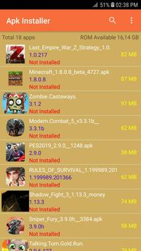 Apk Installer скриншот 2